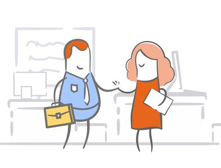 partenariat avec rédacteur