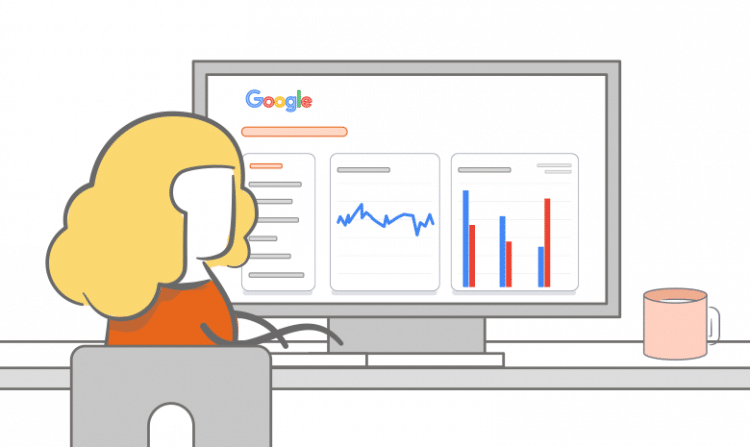 Utilisation de la Google search console
