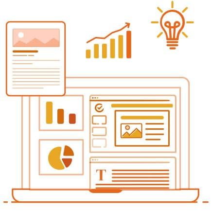 interface de la plateforme de redaction de contenu Textbroker