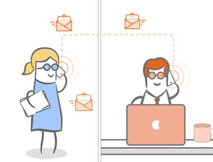 la communication est la clé des échanges pour trouver un rédacteur