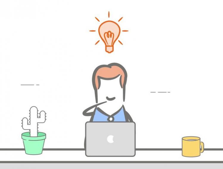 Les collaborateurs d'une entreprise sont une très bonne source de contenu dans une stratégie de content marketing