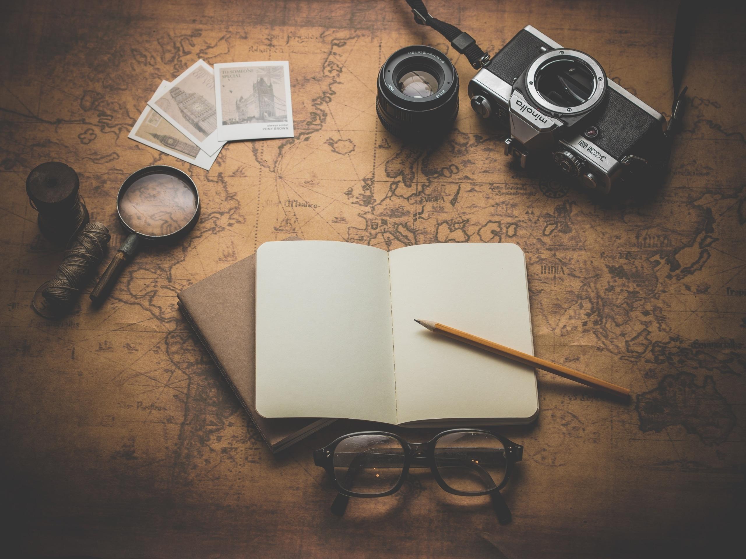Destinations de voyages dans votre profil Textbroker